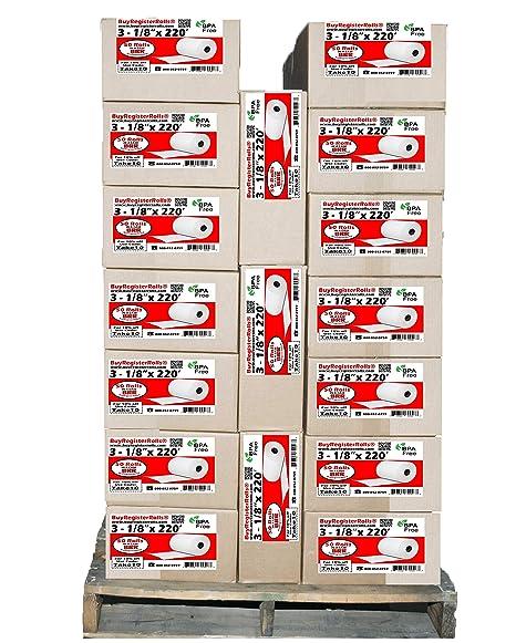 Amazon com : BuyRegisterRolls - Paper Pallets - Wholesale