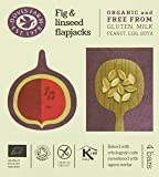 Doves Farm Gluten Free Fig and Linseed Flapjacks Multipack 4 x 35g (Pack of 7)