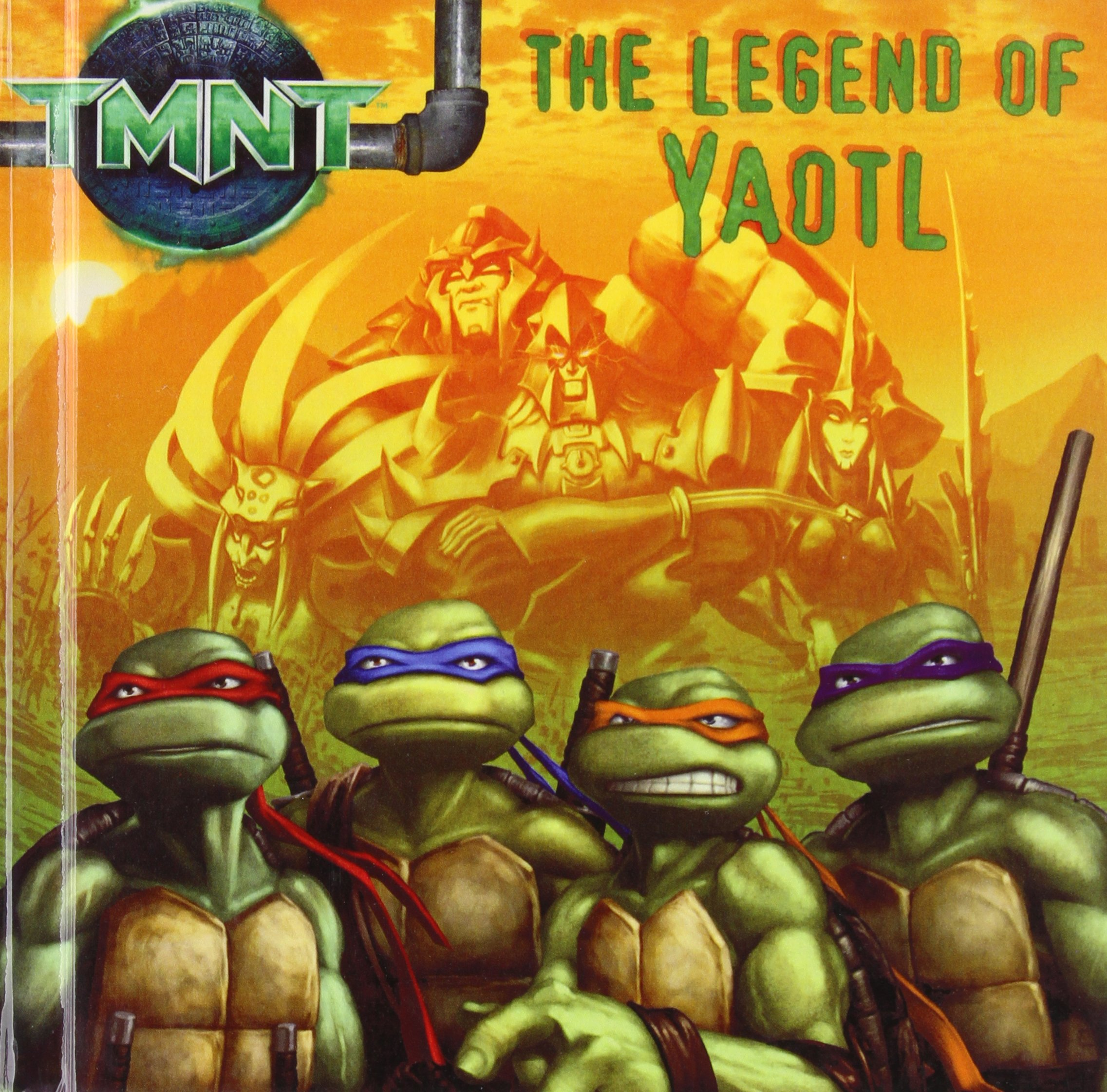 The Legend of Yaotl: Amazon.es: Steve Murphy, Patrick ...