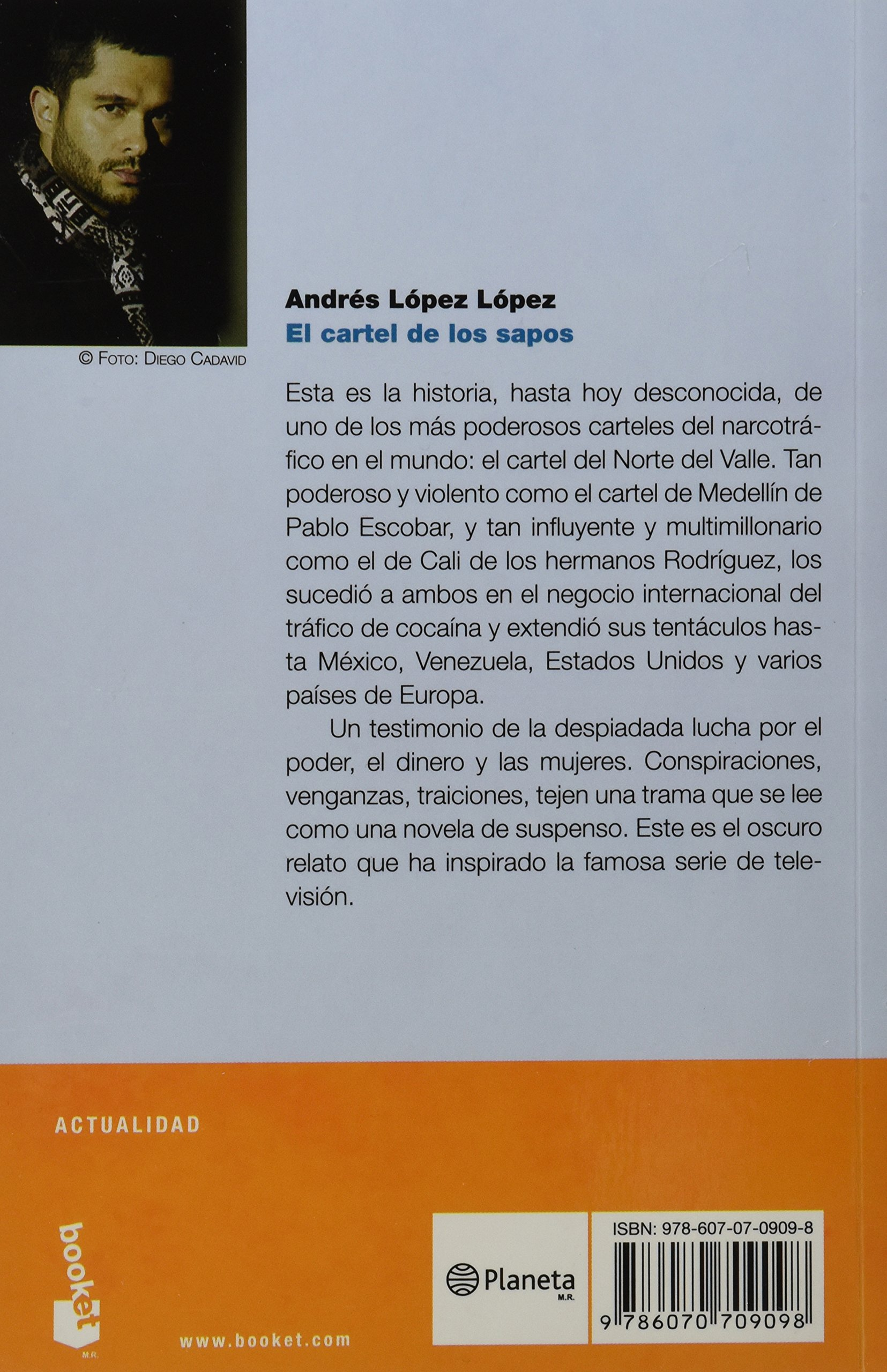 el cartel de los sapos: Amazon.es: Libros