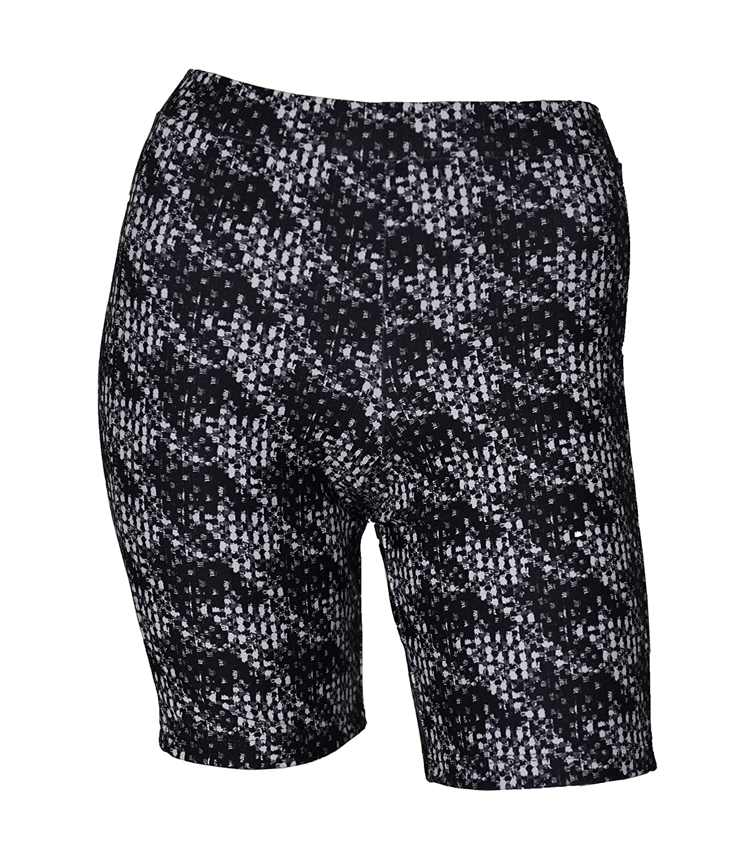 Private Island Hawaii UV Women Rash Guard Skinny Shorts Pants