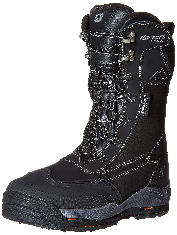 Korkers Footwear Men's TundraJack Insulated Winter Boot