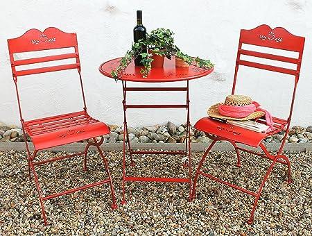 DanDiBo Table + 2 chaises Passion Ensemble de meubles de ...