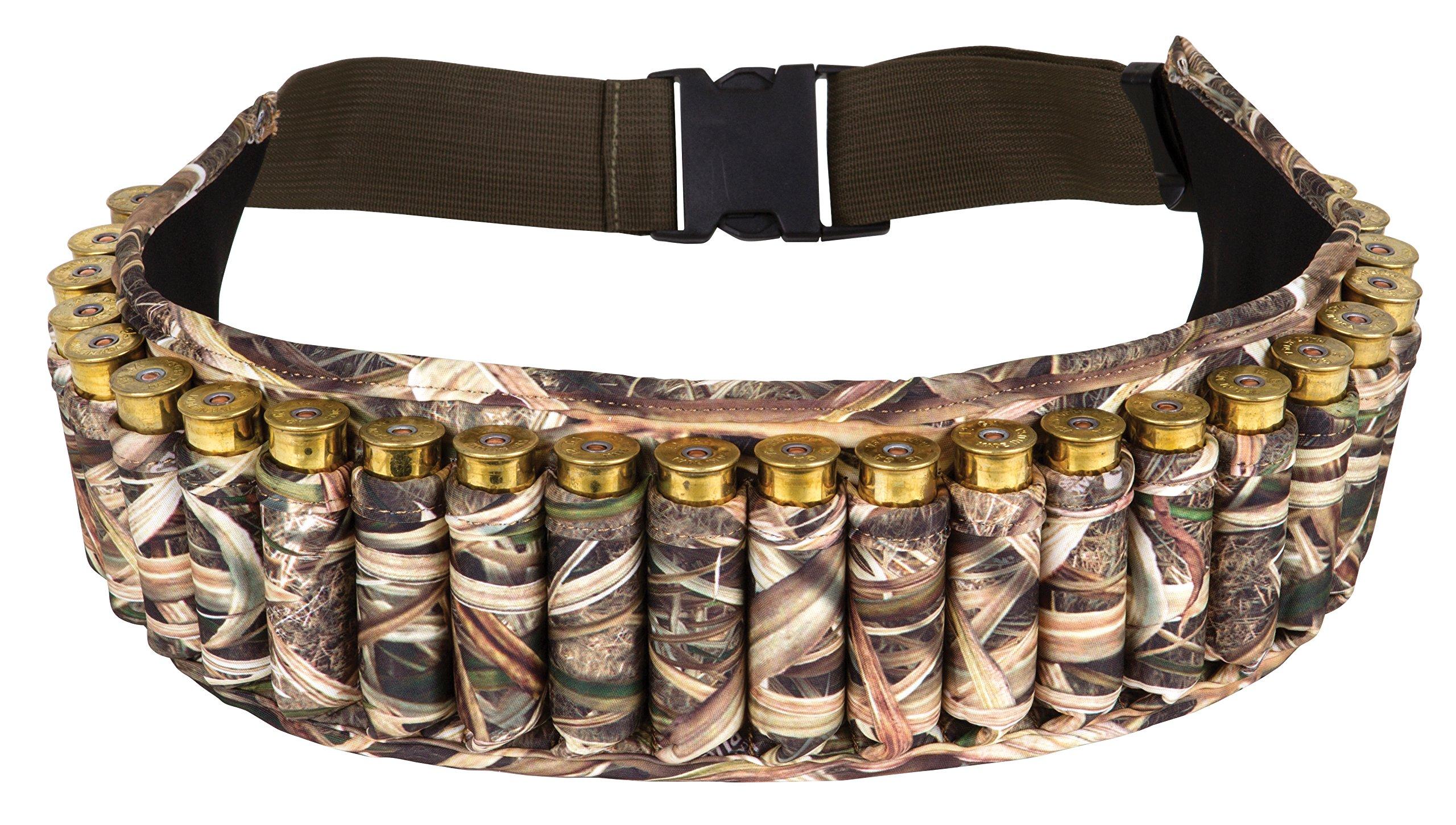 Flambeau Outdoors Neoprene Shotshell Belt - (25) Rounds, One Size