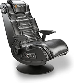 X Rocker Pro Series Pedestal 2.1 Video Gaming Chair