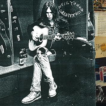 Neil Young Greatest Hits 2lp 180 Gram Vinyl W Bonus 7 Amazon Com Music