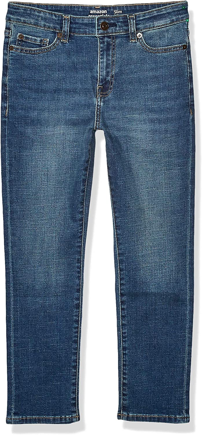 Essentials Boys Slim-fit Jeans