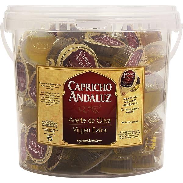 Minioliva Aceite de Oliva Virgen Extra - Paquete de 50 x 14 ...