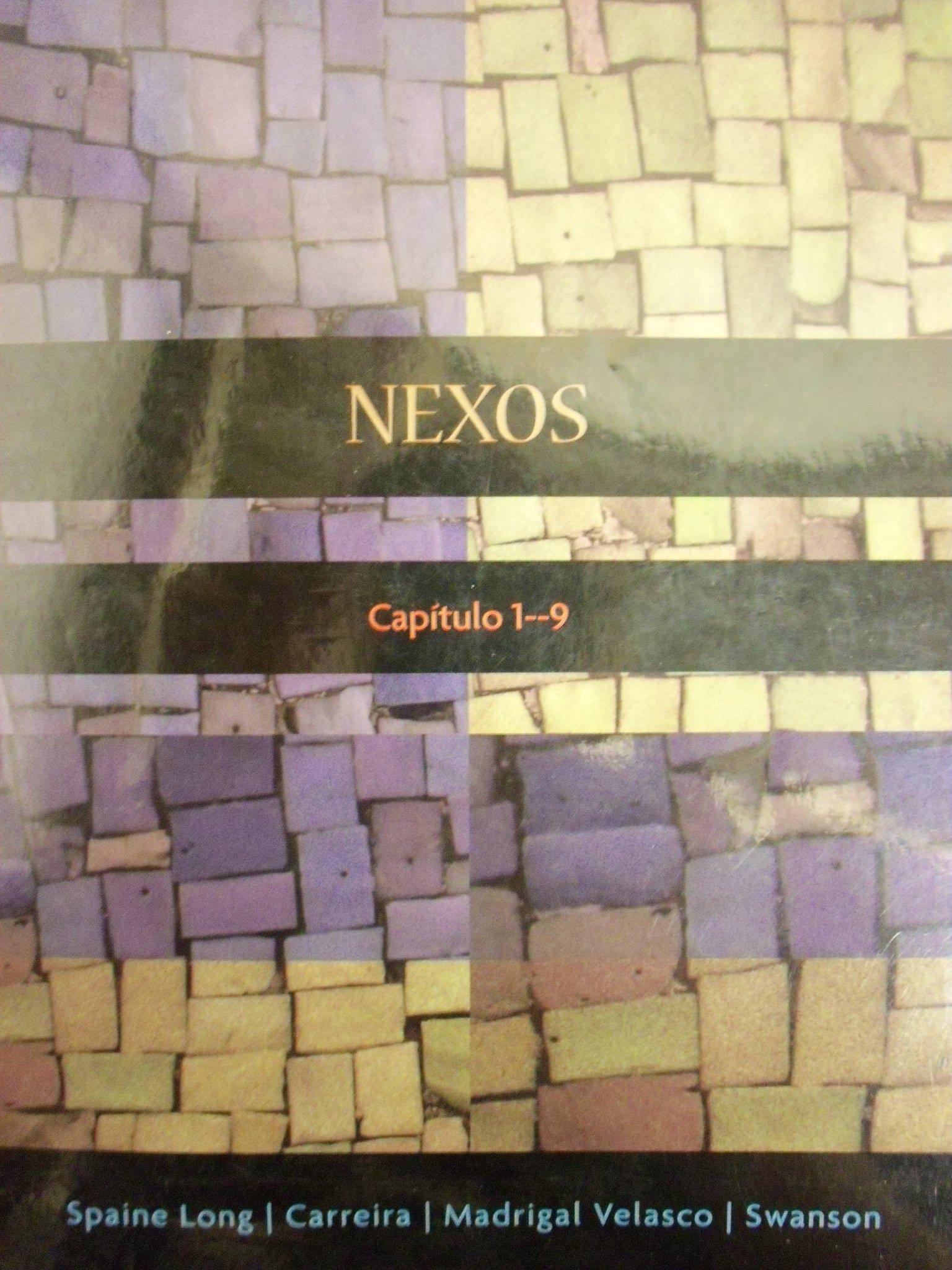 Download Nexos: Capitulo 1-9; 2E pdf epub