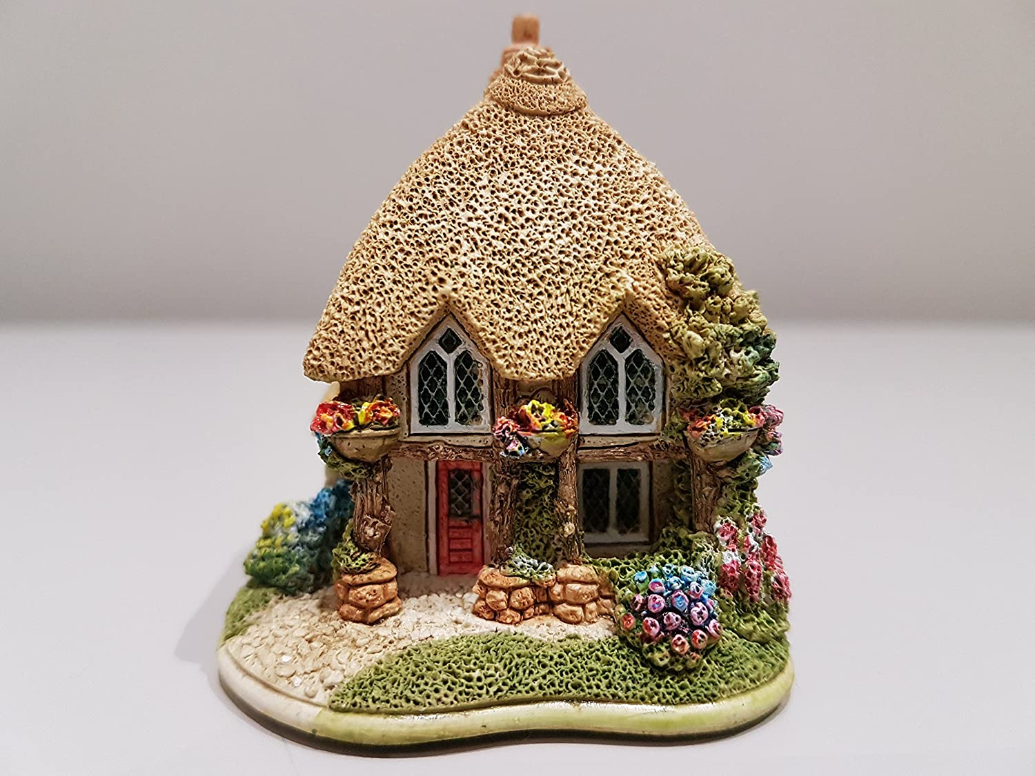 Lilliput Lane - Lilly of The Valley, Made In England