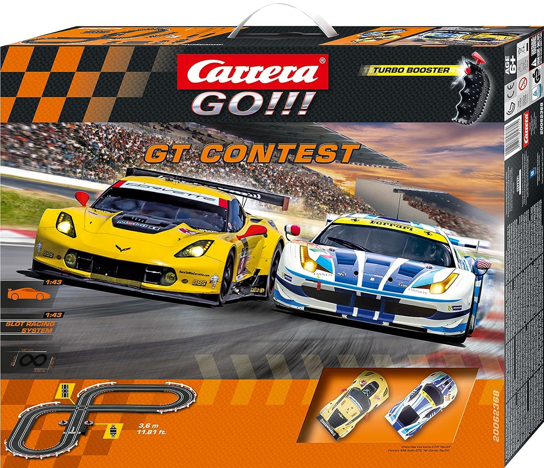 Carrera GO!!! - GT Contest Track Set 62368