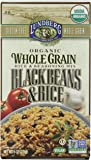 Lundberg Organic Whole Grain Rice and Black Beans, 6 Ounce (Pack of 6)