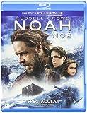 Noah [Blu-ray + DVD + Digital Copy] (Bilingual)