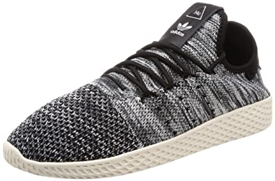 968ffd854572f adidas Shoes Pharrell Williams Tennis hu In Primeknit Bicolor CQ2630 ...