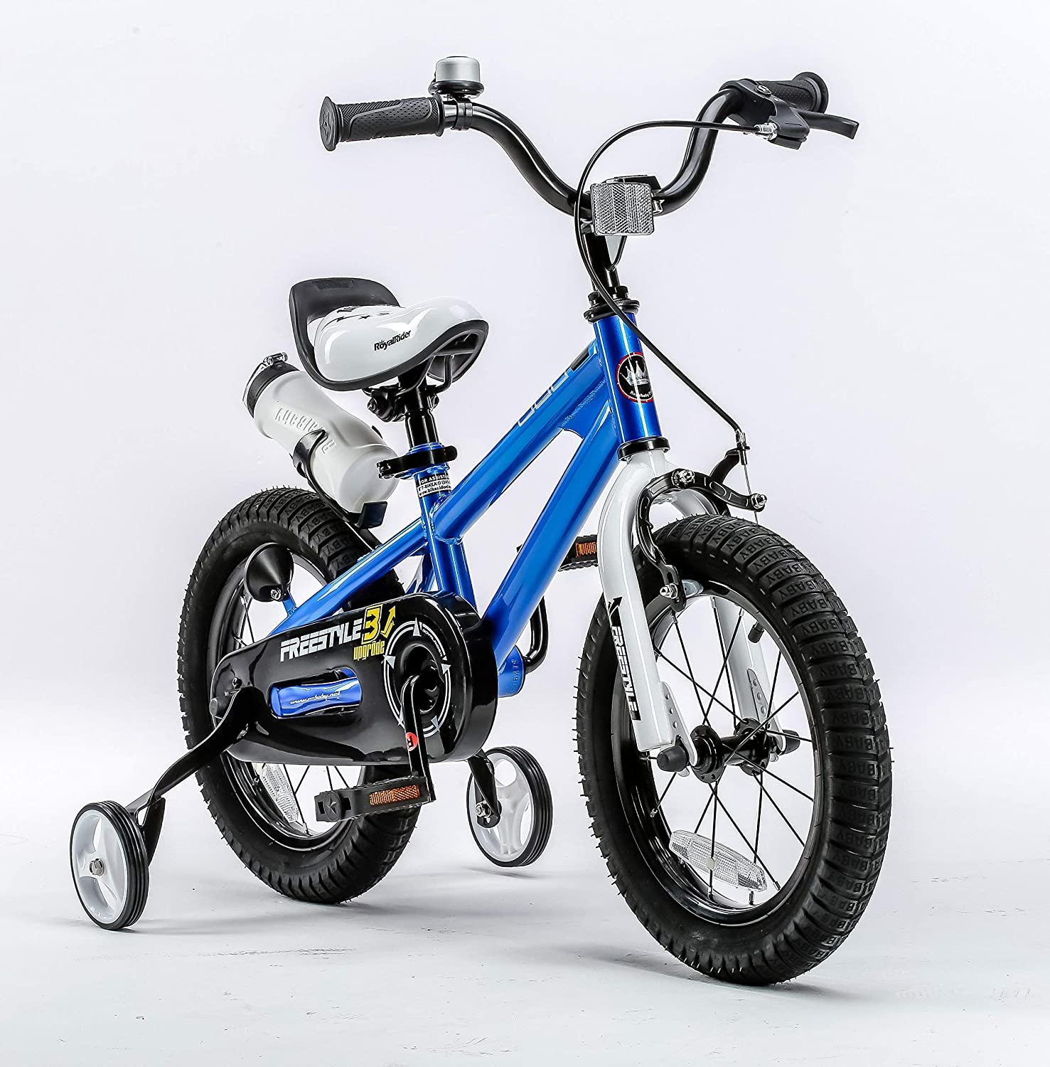 Amazon.com: RoyalBaby Freestyle Bicicleta infantil para ...