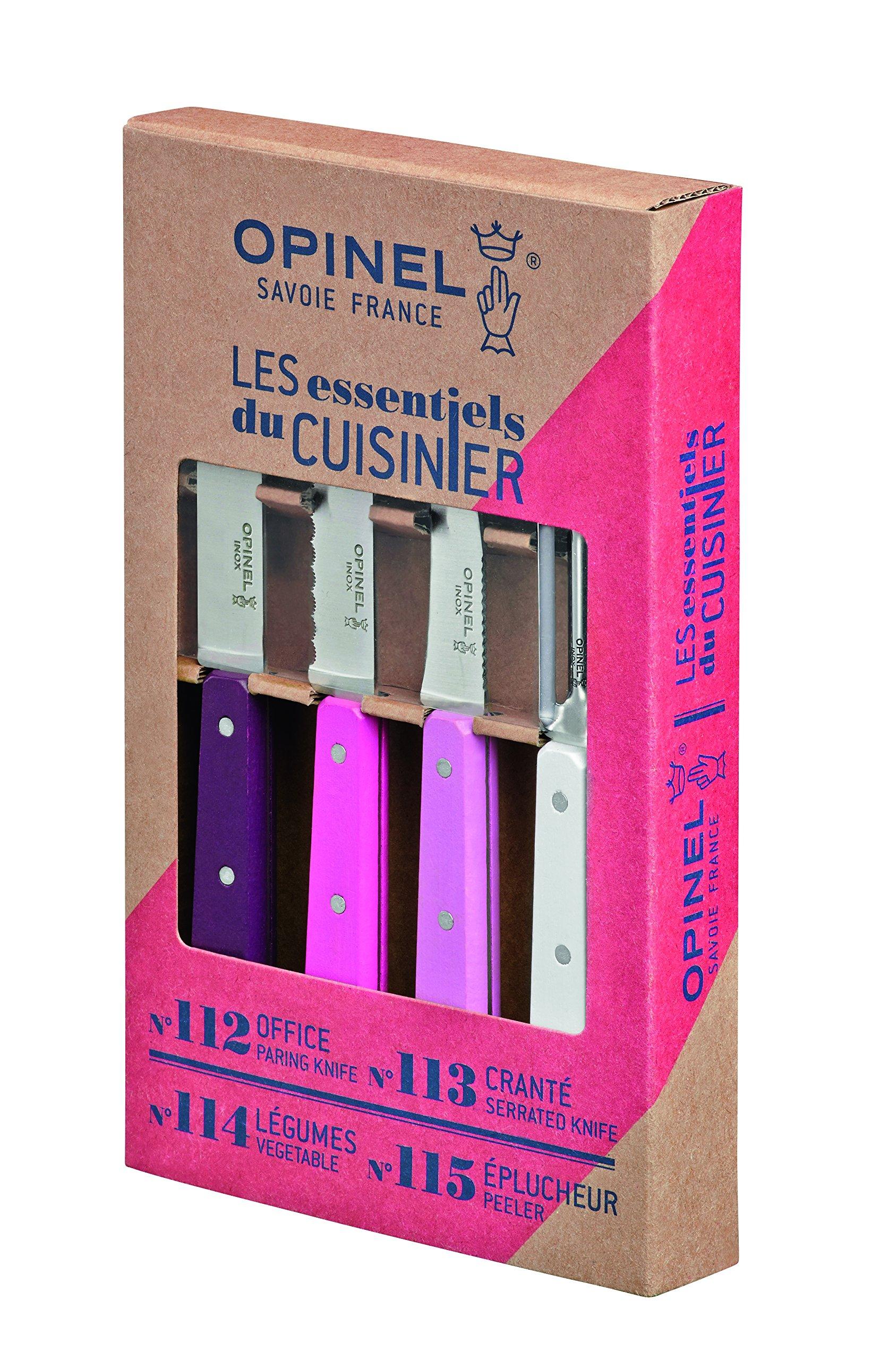 Opinel Stainless Steel Les Essentiels