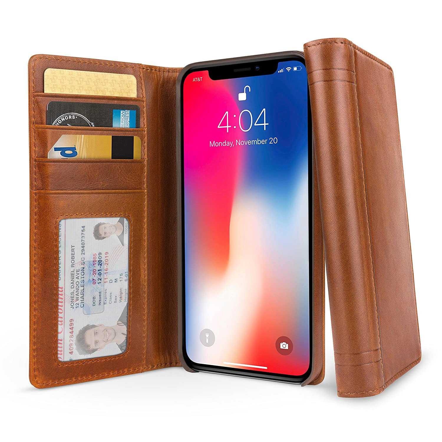 buy popular d828a 74afc Best iPhone X Wallet Cases in 2019 | iMore