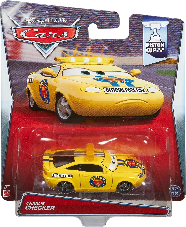 1:55 Scale Allinol Blowout Die-Cast Magen Carrar #2//9 Mattel Disney World of Cars