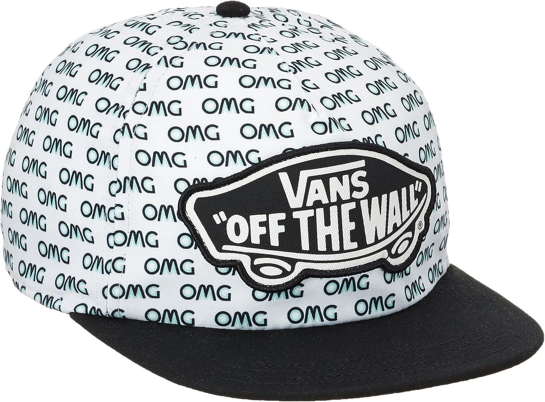 Vans Flipside Hat Gorra de béisbol, Multicolor (OMG M8z), Talla ...