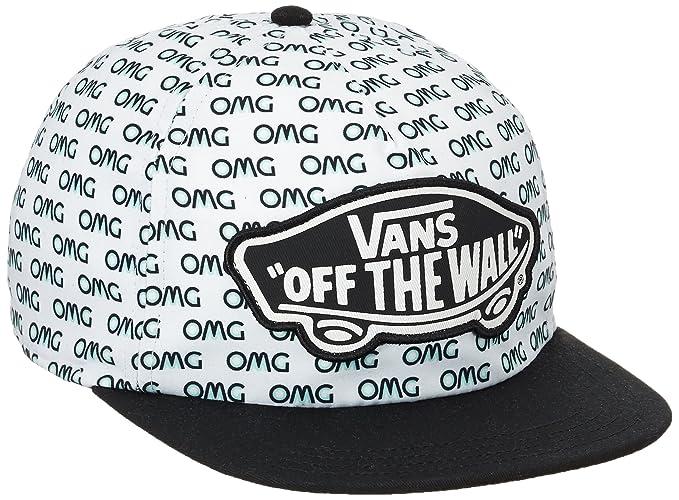 Vans Flipside Hat, Gorra de béisbol para Mujer, (OMG M8z) Talla única: Amazon.es: Ropa y accesorios