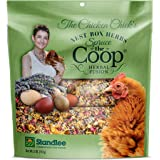 The Chicken Chick's Spruce the Coop Herbal Fusion Nest Box Herbs, 5oz Bag