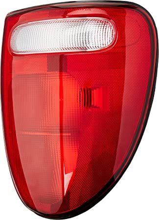 TYC 11-5008-80-1 Ford Left Replacement Tail Lamp
