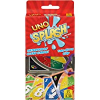 Mattel UNO Splash Card Game