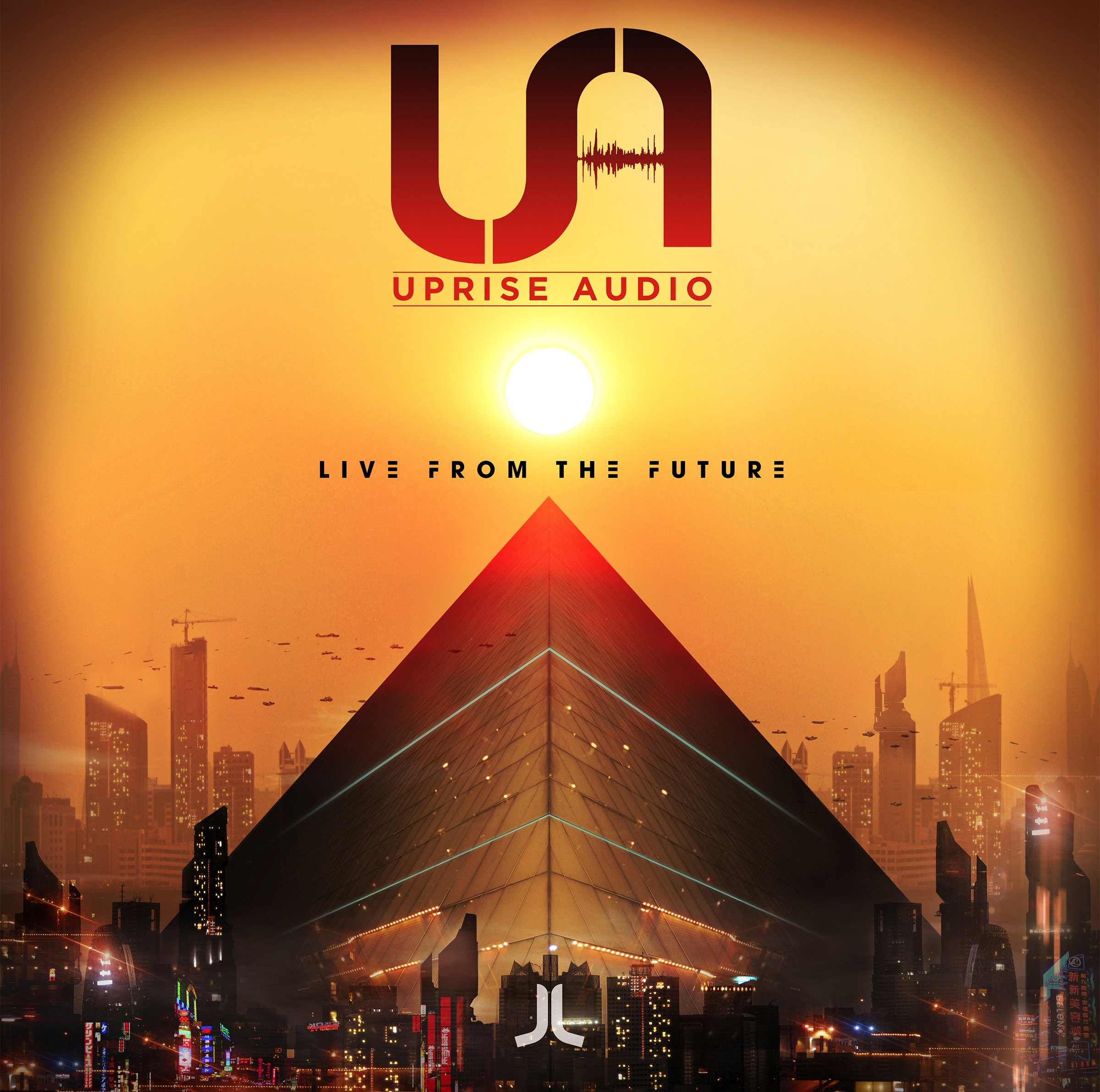 Live from the Future / Various by Uprise Audio