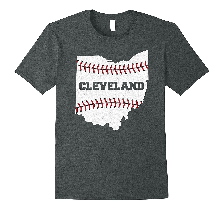 216 Cleveland Ohio Baseball T Shirt Men Women Boys Girls-FL
