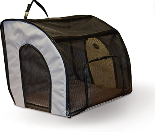 K H PET PRODUCTS Travel Safety Pet Carrier