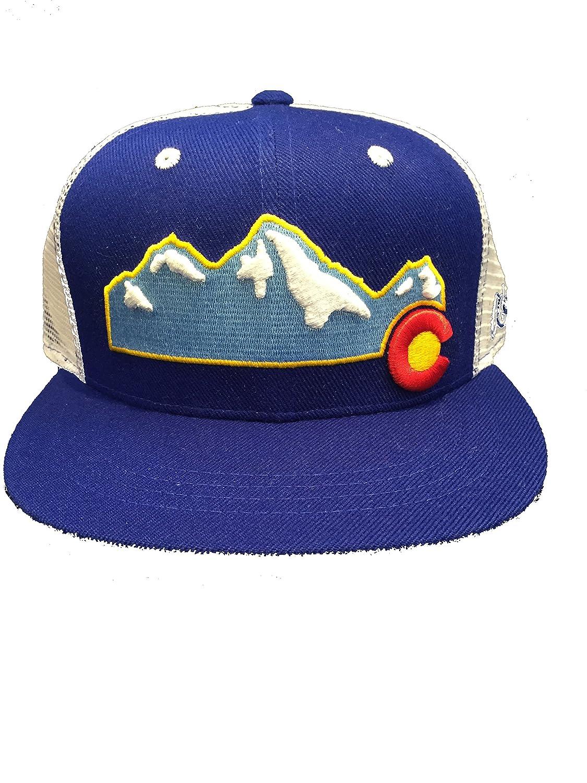 a36ebd3660efe COLORADO MOUNTAIN CAP ROYAL at Amazon Men s Clothing store