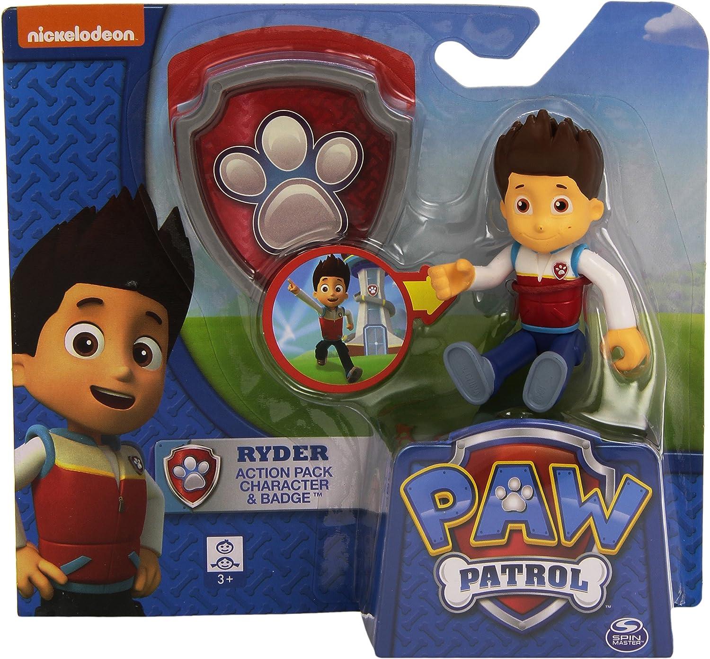 Bizak Patrulla Canina - Pack de acción Ryder 61926600: Amazon.es ...