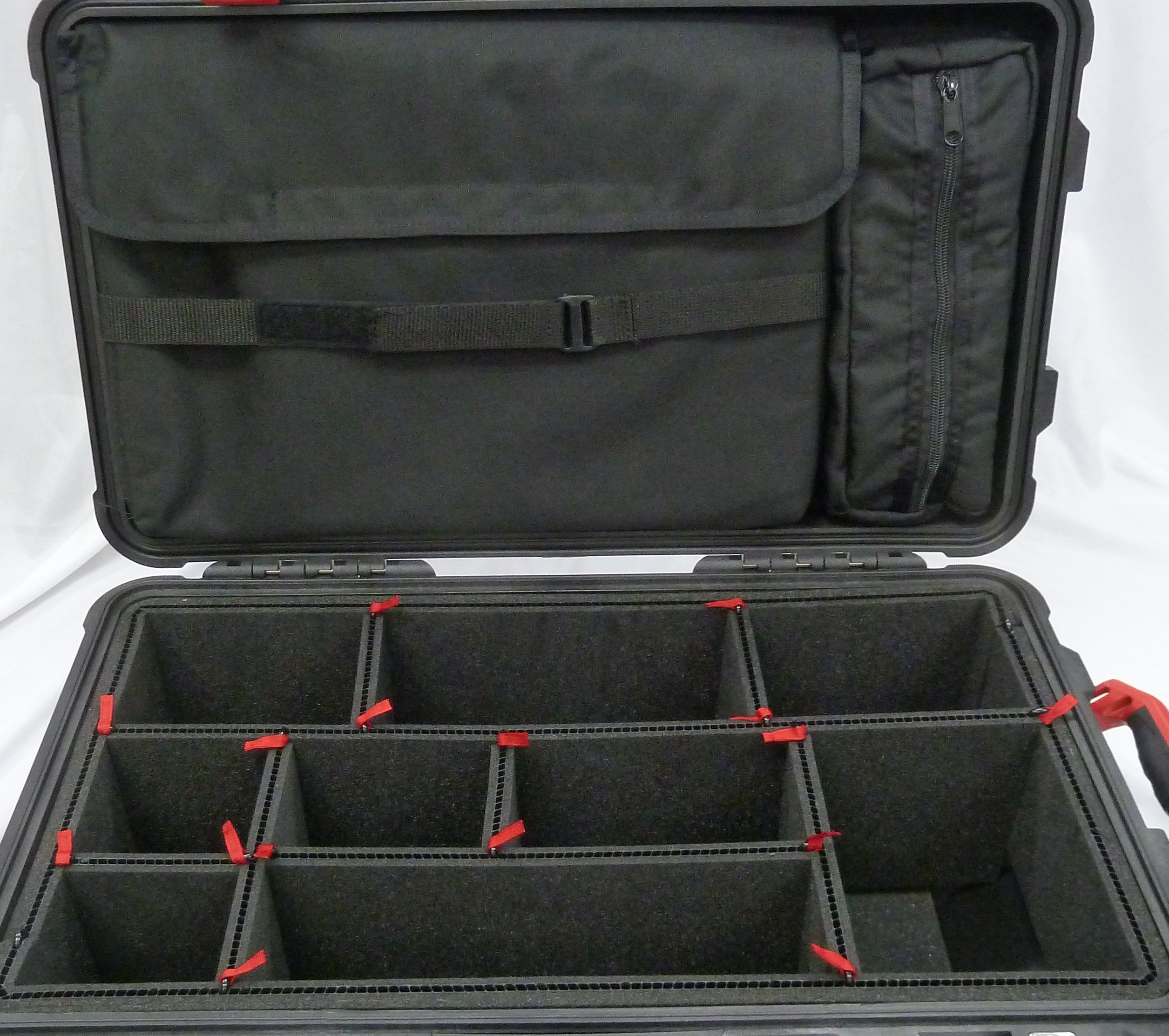TrekPak Divider System to fit the Pelican 1510 case & 1510SC Computer Lid pouch. by CVPKG & Pelican (Image #6)