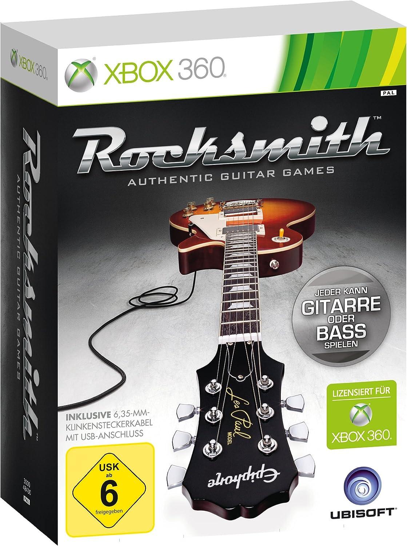 Rocksmith (Inkl. Kabel) [Importación alemana]: Amazon.es: Videojuegos