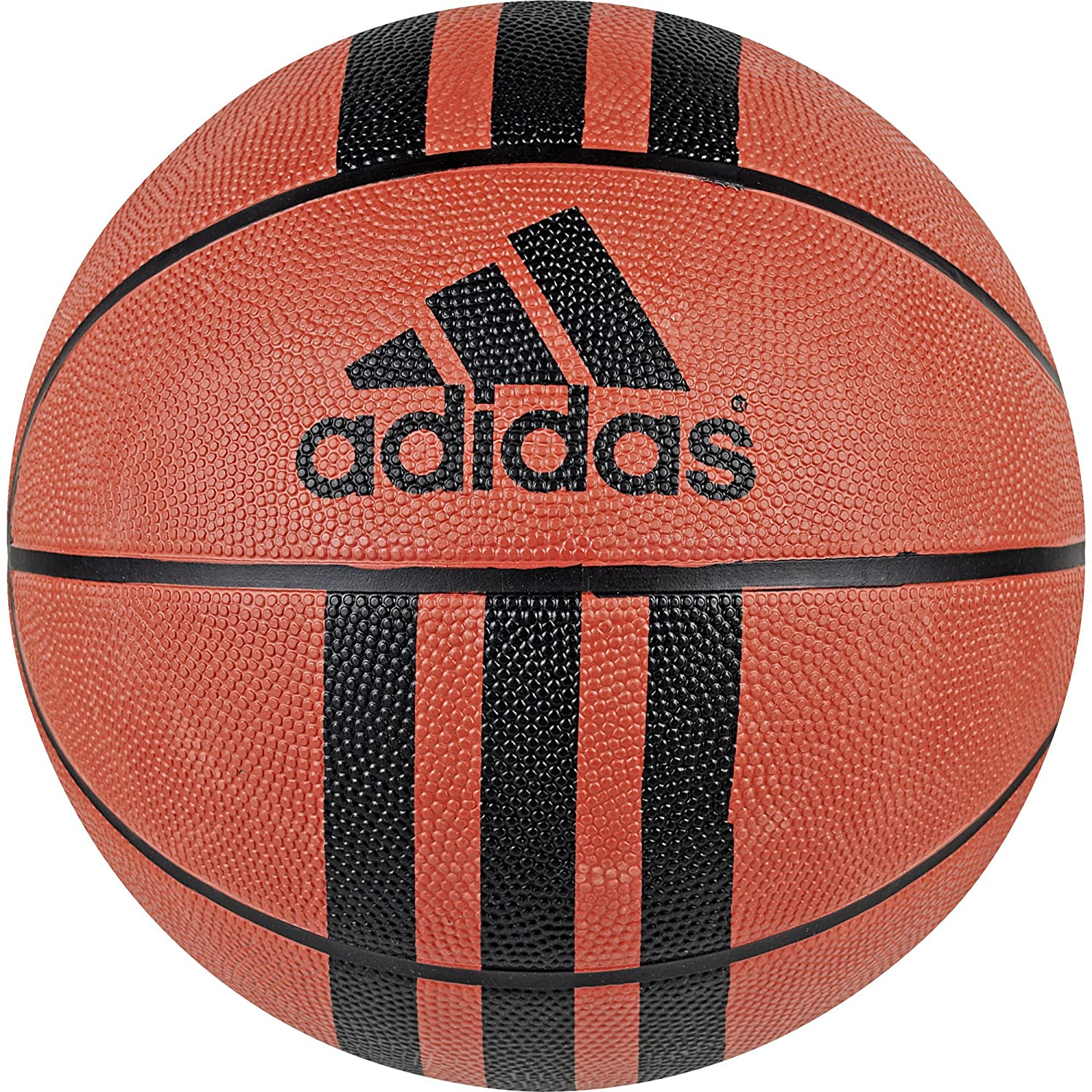 adidas 3 Stripe Ballon de Basket: : Sports et Loisirs