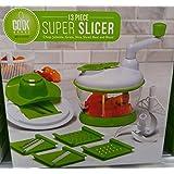 13 Piece Food Slicer