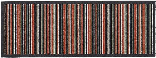 Muddle Mat 59 x 20 Nylon Indoor Runner, Stripe 2