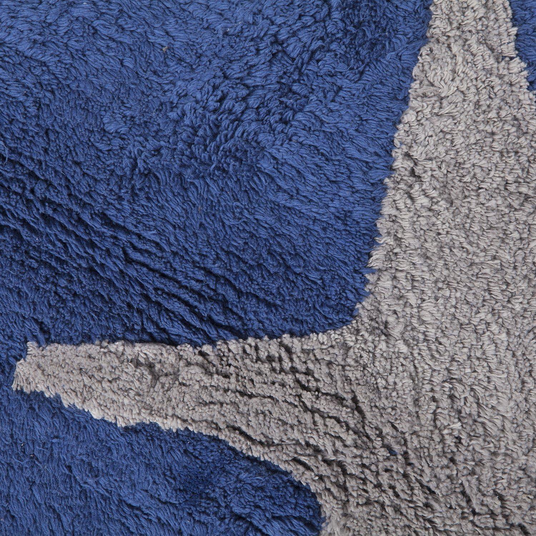 color azul oscuro Happy Decor Kids HDK-108 Alfombra lavable
