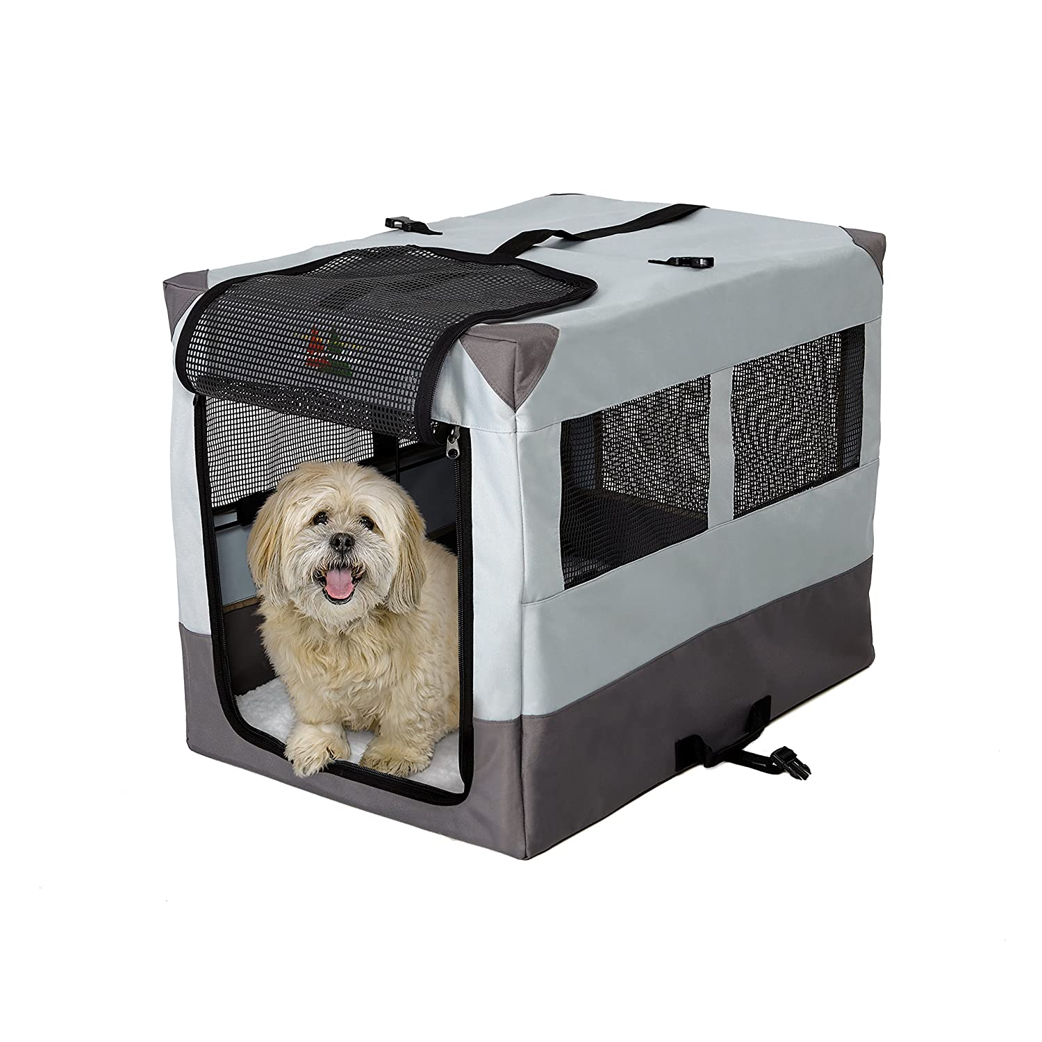 midwest-portable-tent-dog-crate