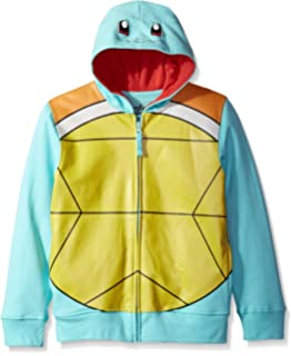 Pokemon Boys Squirtle Costume Hoodie