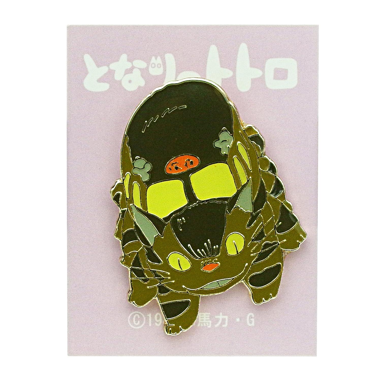 Studio Ghibli pin badge-Neko bus brooch 2 t-43 Seisen