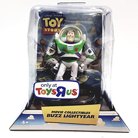 Amazon Com Disney Pixar Movie Collectibles Toy Story Buzz Lightyear
