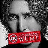 J 20th Anniversary BEST ALBUM <1997-2017> W.U.M.F.(2CD+Blu-ray)