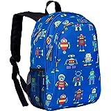 Olive Kids Robots Handypak Backpack
