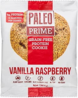 product image for Paleo Prime Vanilla Raspberry Cookie - 12 ct