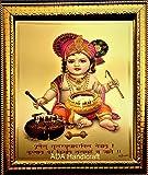 ADA Handicraft Lord Goddess God Photo for Pooja | Hindu Bhagwan Devi Devta Photo | God Photo Frames | Wall Decor Photo Frame | Photo Frame