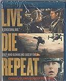 Live Die Repeat: Edge of Tomorrow (Blu-ray + DVD) by Warner Home Video