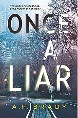 Once a Liar: A Novel Paperback