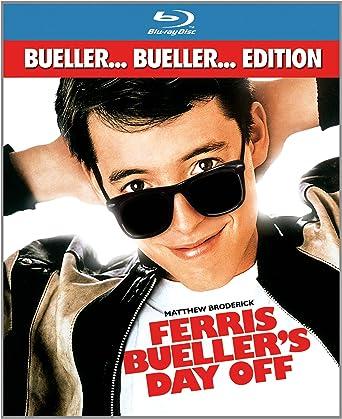 Amazon.com  Ferris Bueller s Day Off (Bueller... Bueller... Edition ... 62a3d89d0