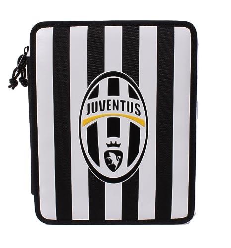 13fa555ad6 Astuccio Juventus Maxi, Poliestere, Multicolore: Amazon.it: Valigeria